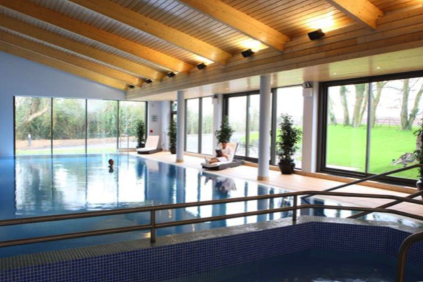 construction swimming pool hotel leisure centre
