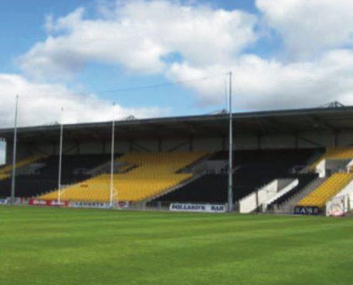 construction stadium GAA